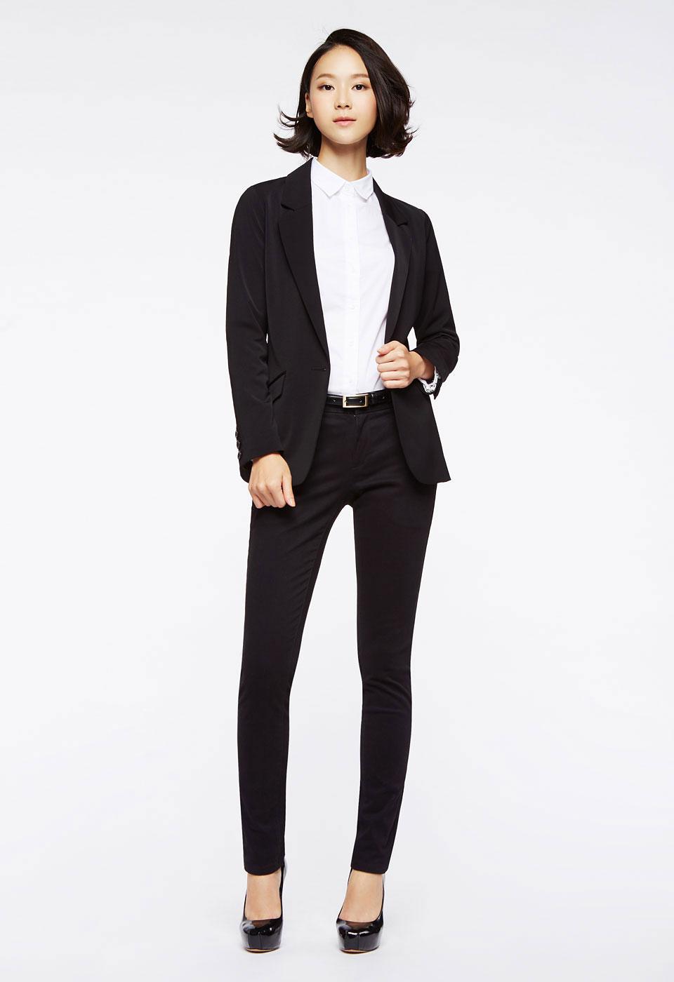 女西装外套_白西装女短款选什么牌子好 同款好推荐