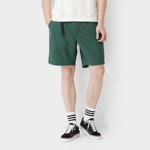 運動休閒短褲-男