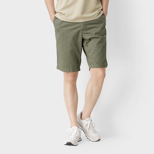 卡其短褲-男