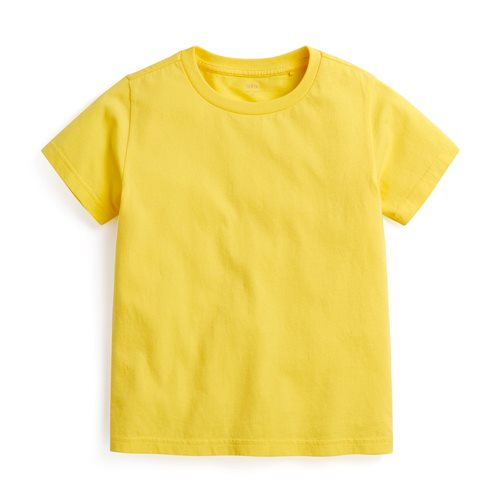 純棉圓領T恤-童