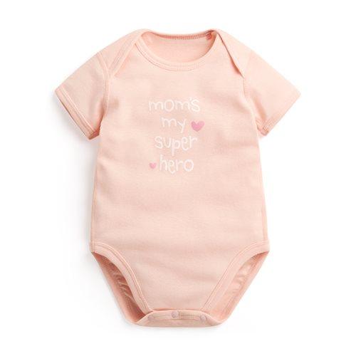 純棉羅紋印花包臀衣-03-Baby