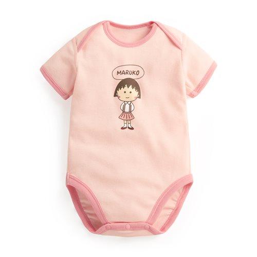 櫻桃小丸子純棉羅紋包臀衣-Baby