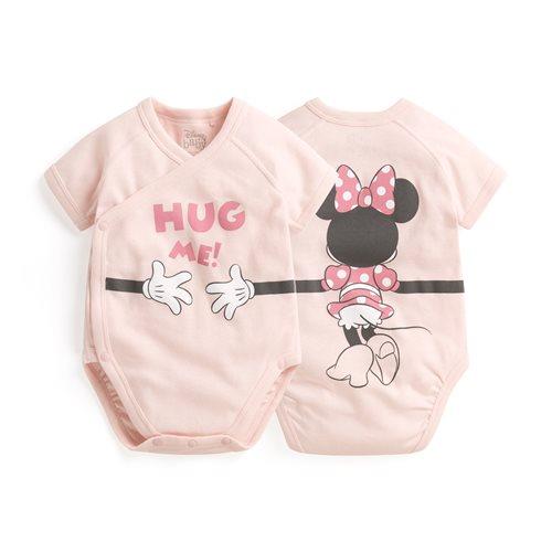 迪士尼系列純棉羅紋包臀衣-02-Baby