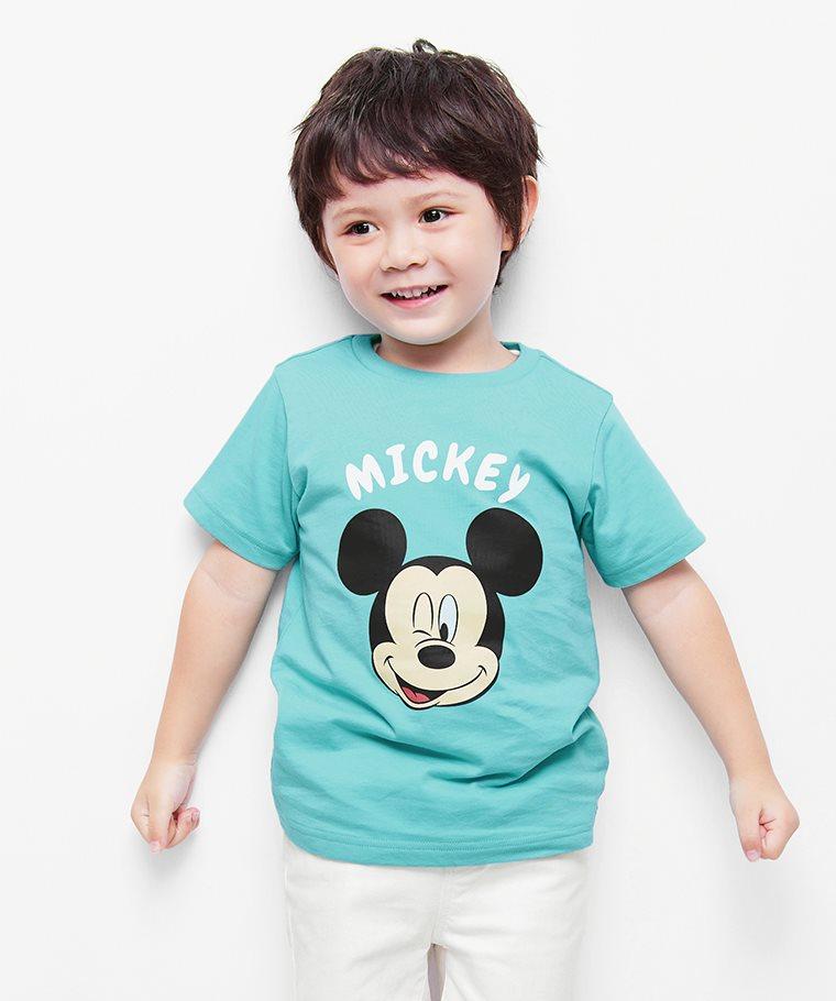 迪士尼系列印花T恤-39-童
