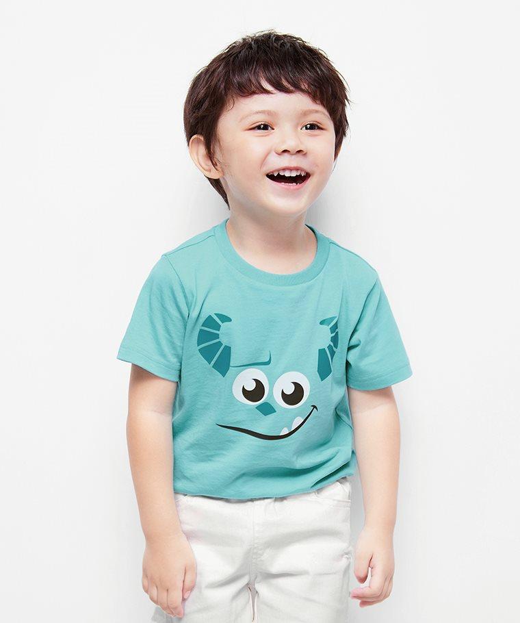 皮克斯系列印花T恤-03-童