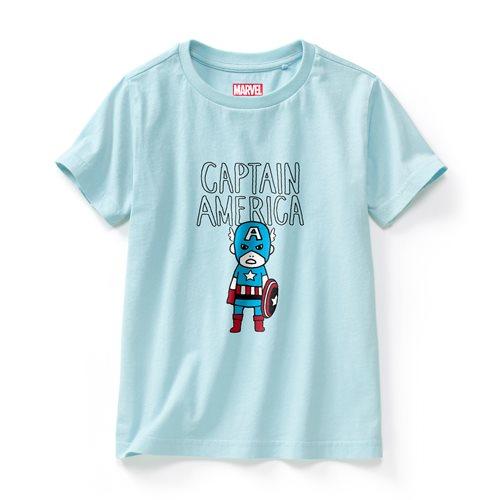 漫威系列印花T恤-22-童