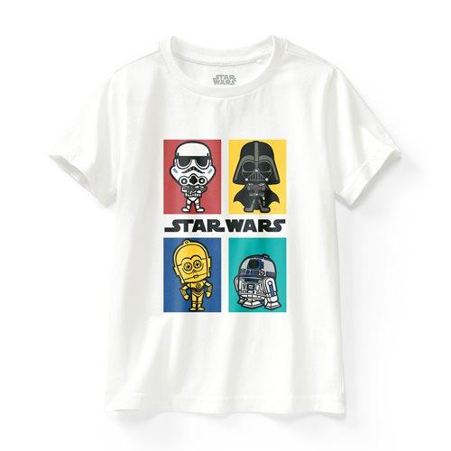 STAR WARS系列印花T恤-13-童