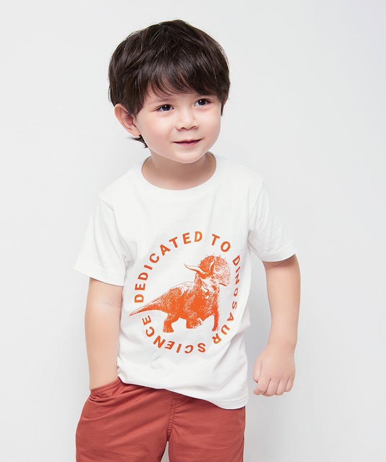 Jurassic World印花T恤-13-童