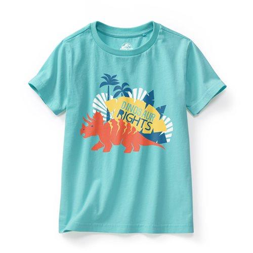 Jurassic World印花T恤-11-童