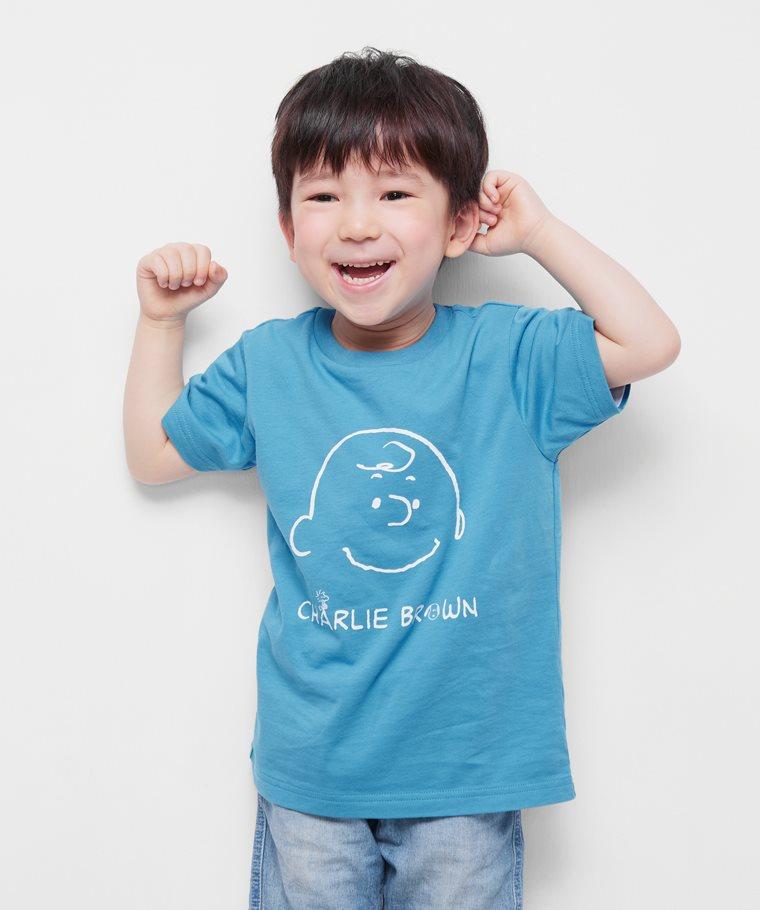 史努比系列印花T恤-19-童