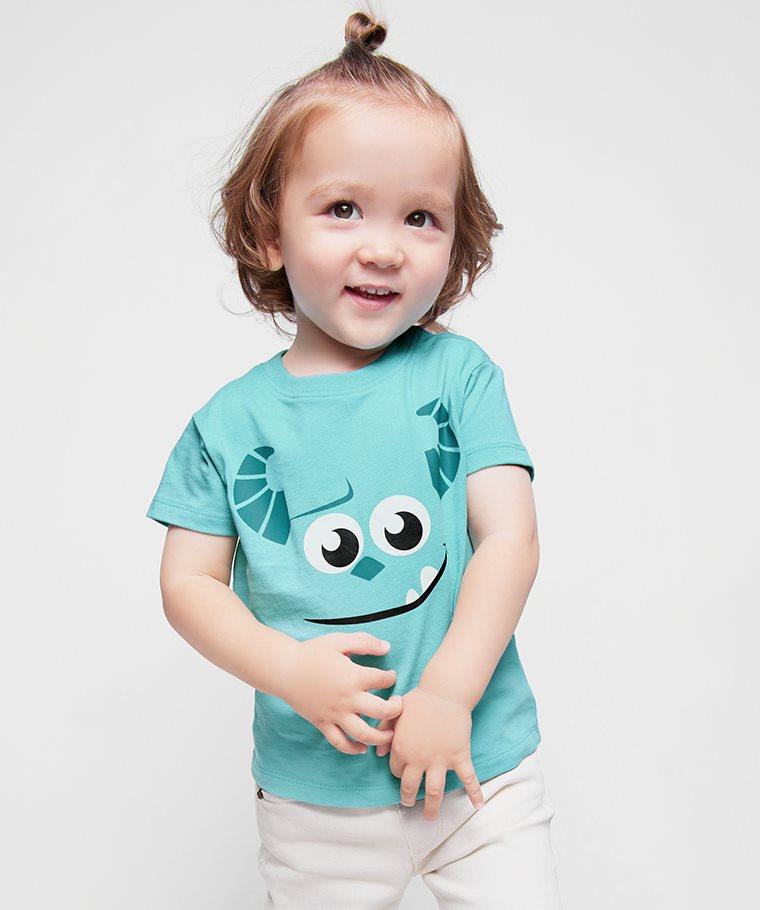 皮克斯系列印花T恤-03-Baby