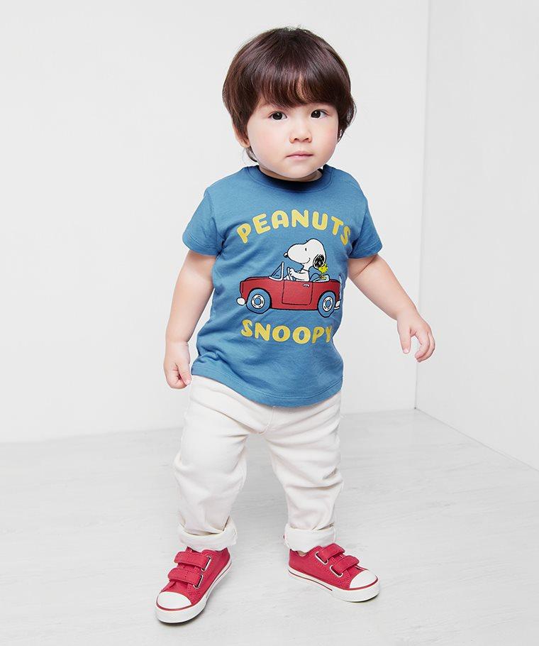 史努比系列印花T恤-27-Baby