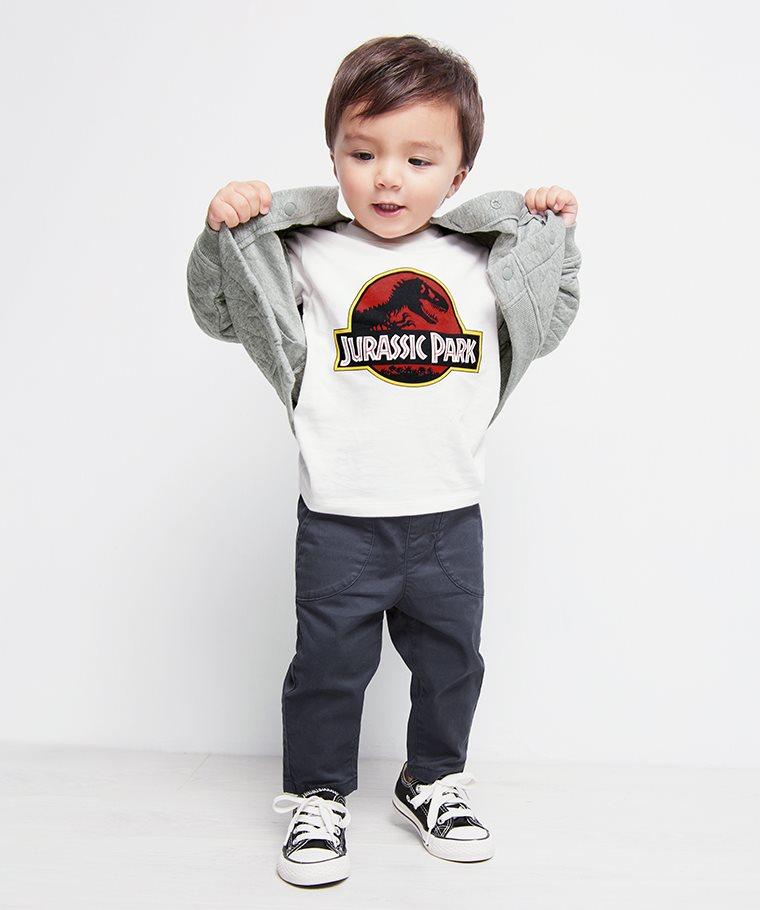 Jurassic World印花T恤-10-Baby