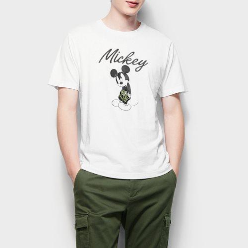 迪士尼系列印花T恤-04-男