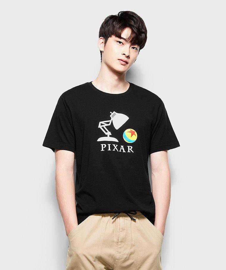 皮克斯系列印花T恤-04-男