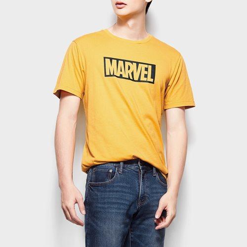 漫威系列印花T恤-01-男