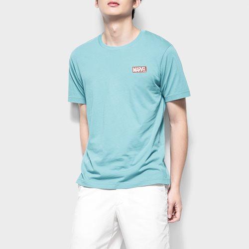 漫威系列印花T恤-10-男