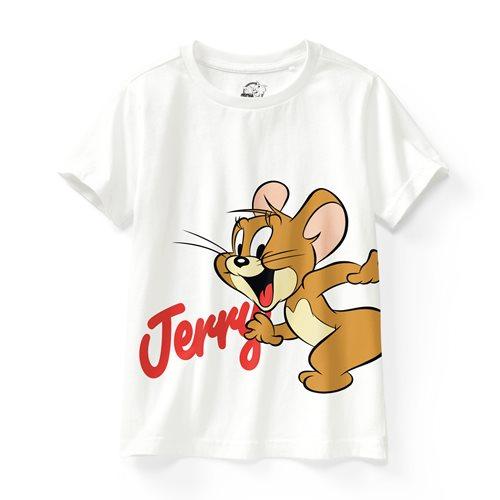Tom & Jerry印花T恤-11-童