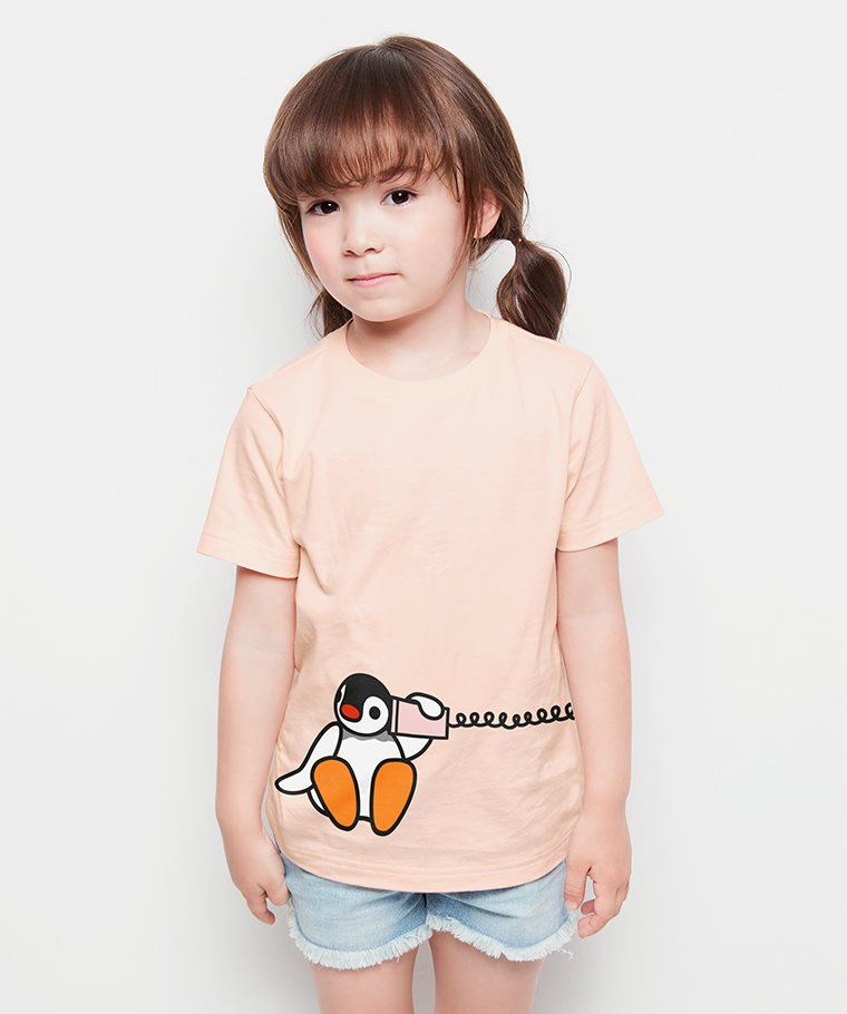 PINGU印花T恤-08-童