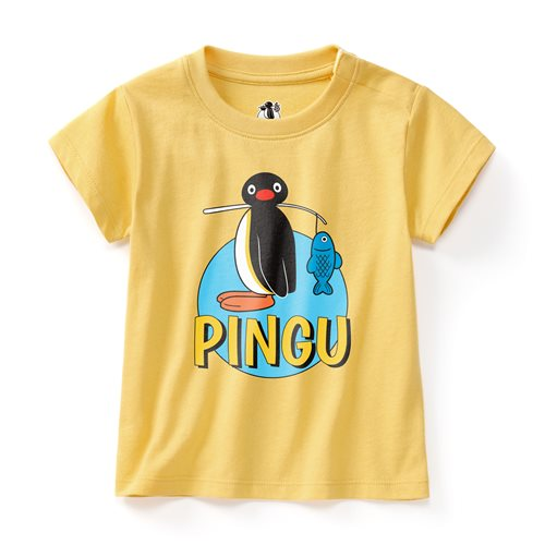 PINGU印花T恤-03-Baby