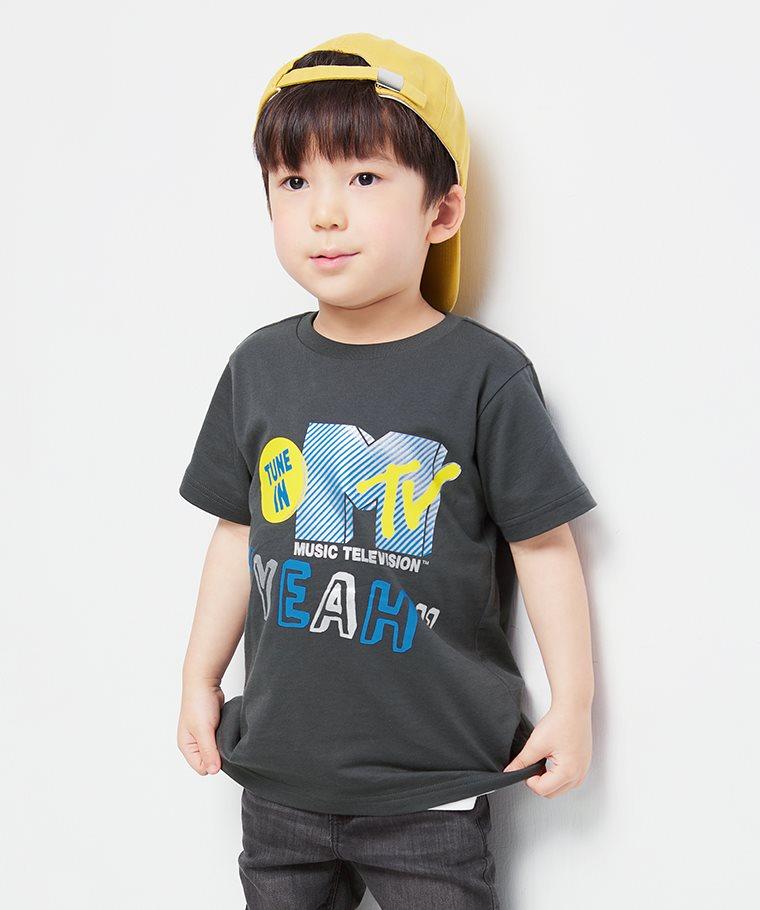 MTV印花T恤-10-童