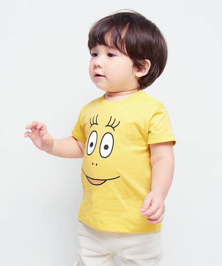 BARBAPAPA印花T恤-12-Baby