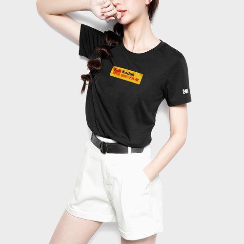 KODAK印花T恤-02-女