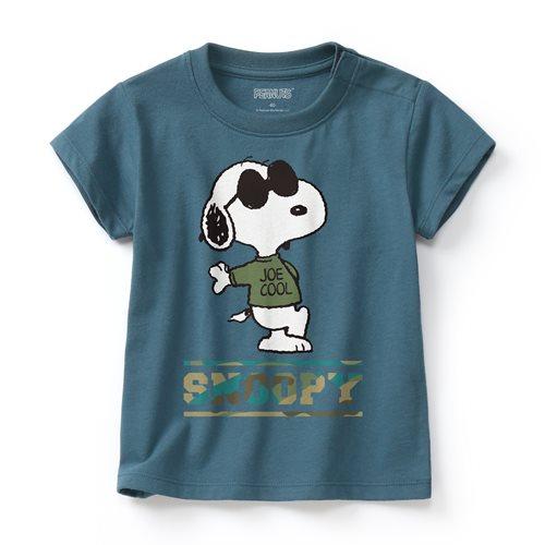 史努比系列印花T恤-06-Baby