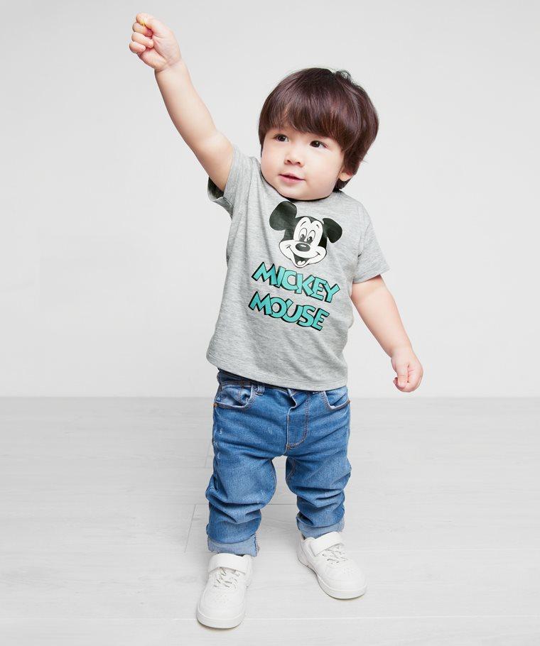 迪士尼系列印花T恤-09-Baby