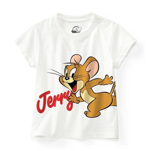 Tom & Jerry印花T恤-11-Baby