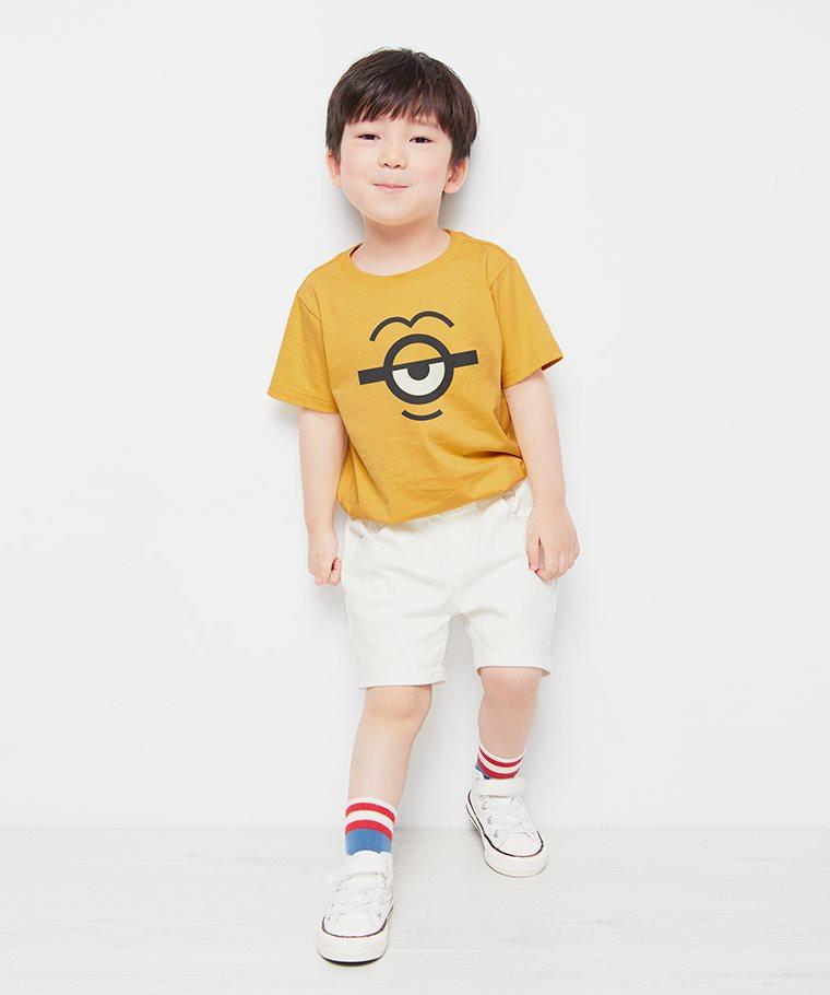 Despicable Me印花T恤-01-童