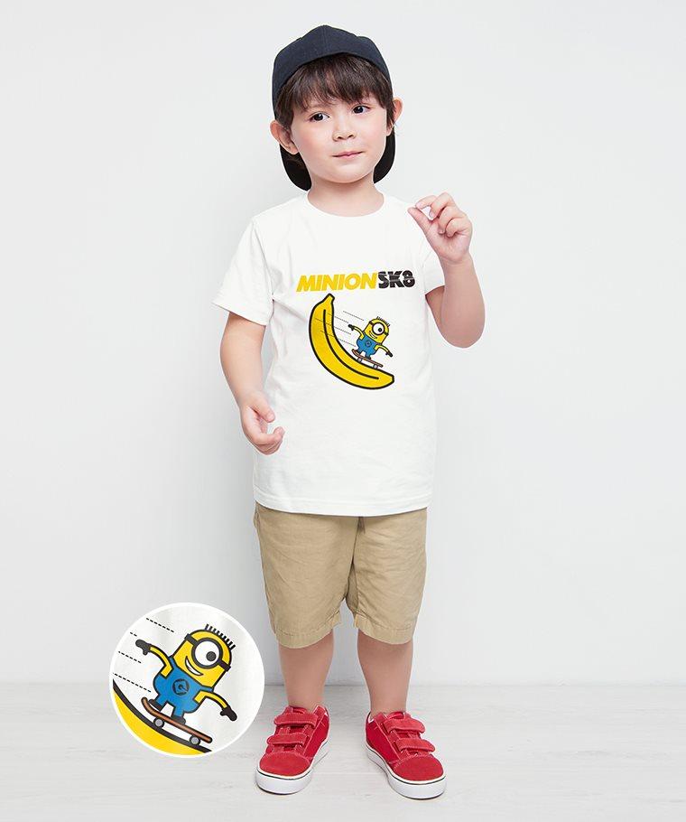 Despicable Me印花T恤-05-童