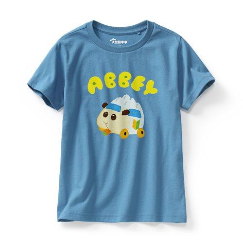 天竺鼠車車印花T恤-04-童