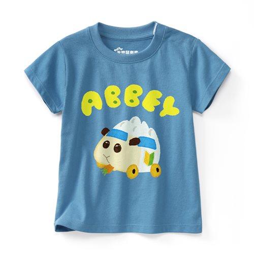 天竺鼠車車印花T恤-04-Baby