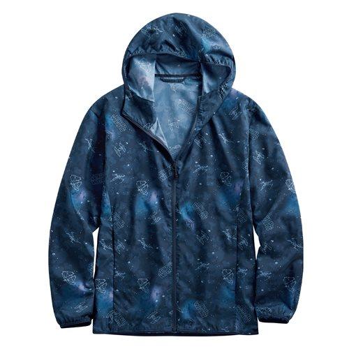 STAR WARS系列輕型風衣外套-男