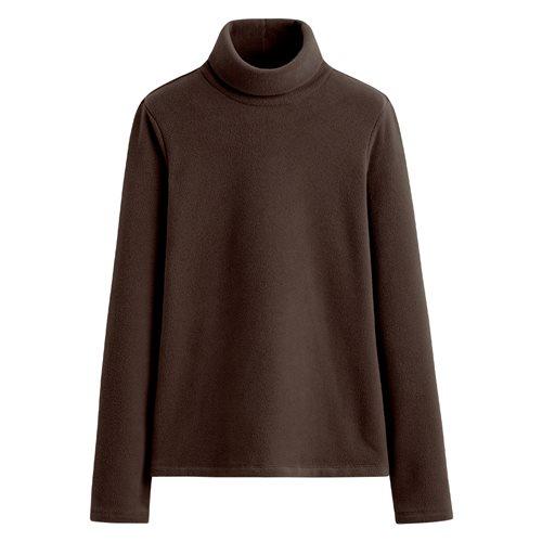 Fleece高領上衣-女