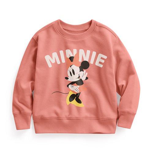 迪士尼系列毛圈圓領衫-11-童