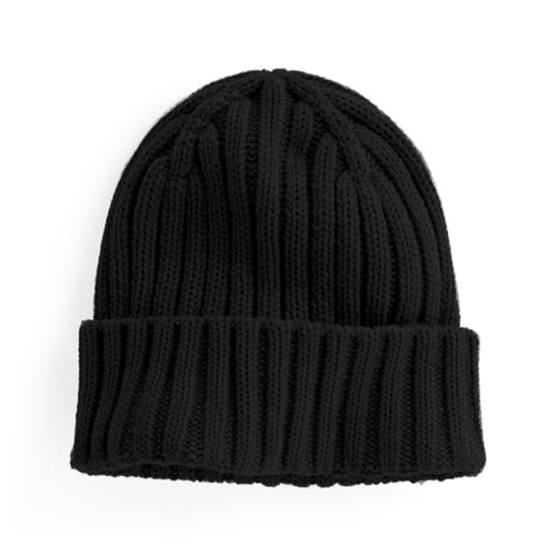 羅紋針織帽-中性款