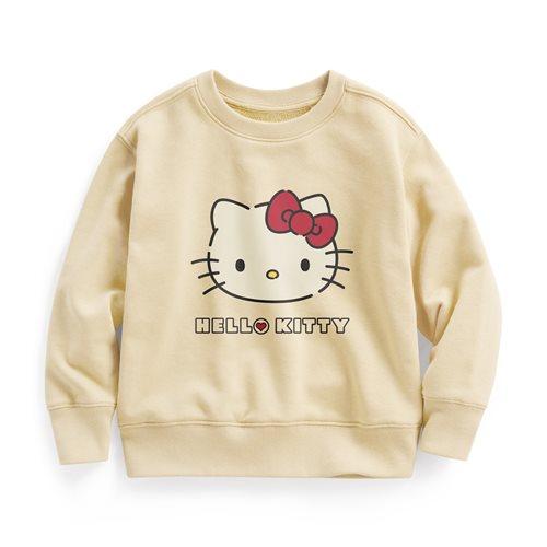 Hello Kitty毛圈圓領衫-04-童