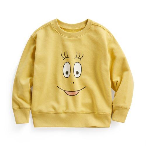BARBAPAPA毛圈圓領衫-01-童