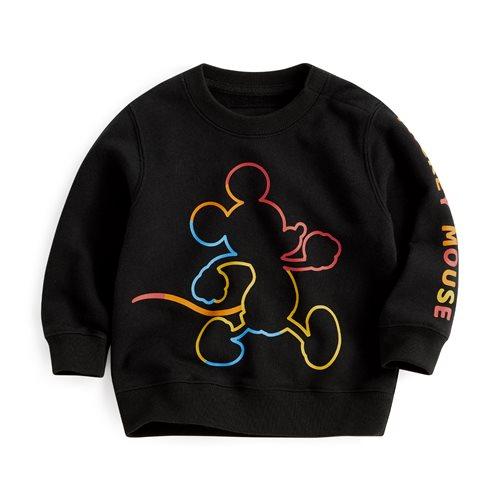 迪士尼系列毛圈圓領衫-02-Baby