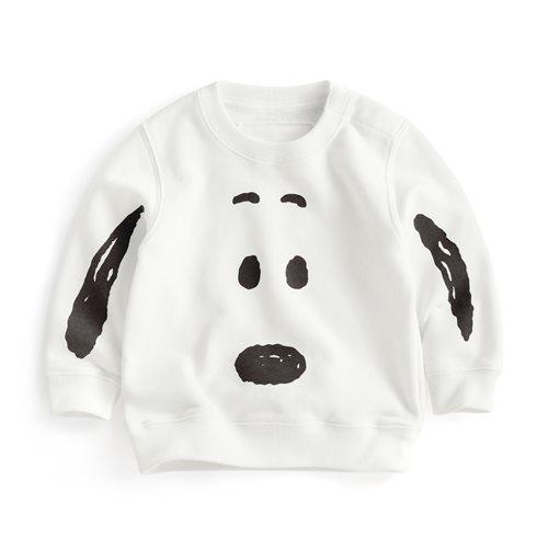 史努比系列毛圈圓領衫-05-Baby