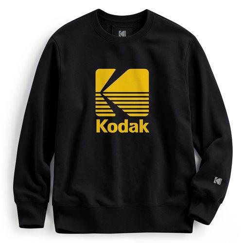 KODAK刷毛圓領衫-07-男