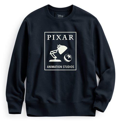 皮克斯系列刷毛圓領衫-02-男