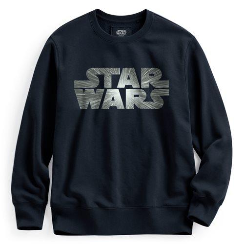 STAR WARS系列刷毛圓領衫-01-男