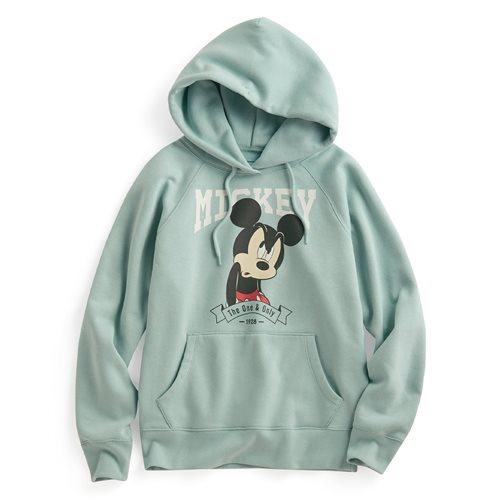 迪士尼系列刷毛連帽衫-15-女
