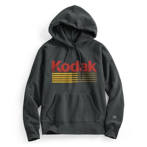 KODAK刷毛連帽衫-06-女