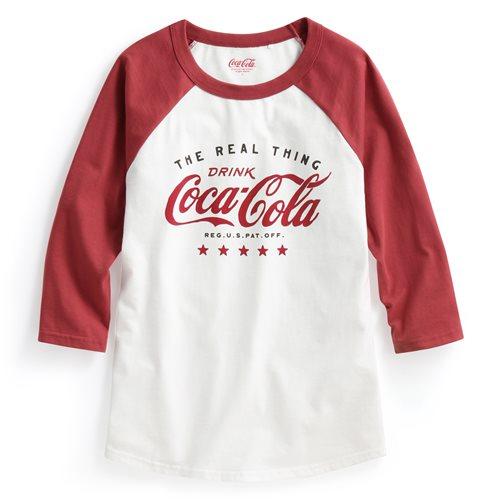可口可樂拉克蘭七分袖印花T恤-02-女