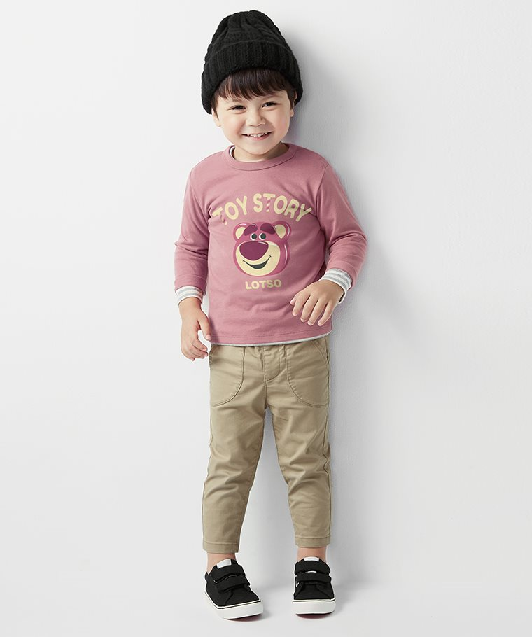 皮克斯系列長袖印花T恤-01-童