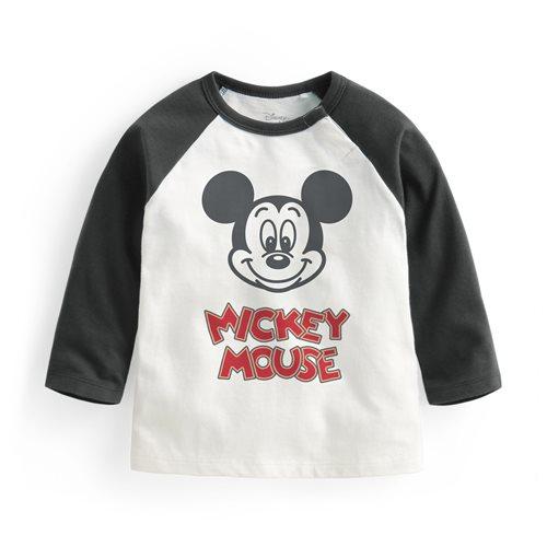 迪士尼系列拉克蘭長袖印花T恤-10-Baby